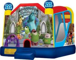 Monsters Uni - $220 Local Half Day Hire