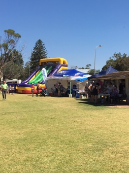Jumping Castle Whyalla Beach Public Event1