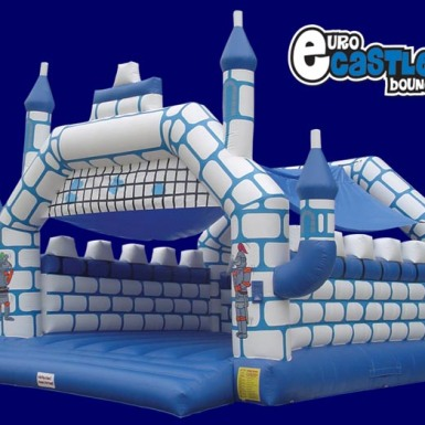 ADULT EURO CASTLE - $350 Local Half Day Hire